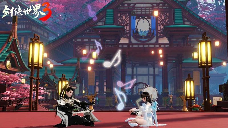 剑侠世界3 图片3