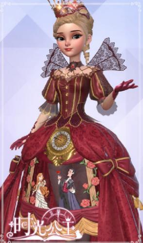 时光公主玛丽皇后1-15怎么过