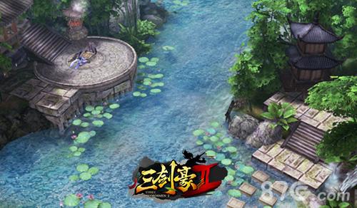 三剑豪2游戏原画