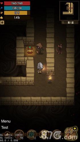 贪婪洞窟——宝箱与陷阱