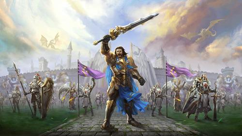 王者远征宣传图